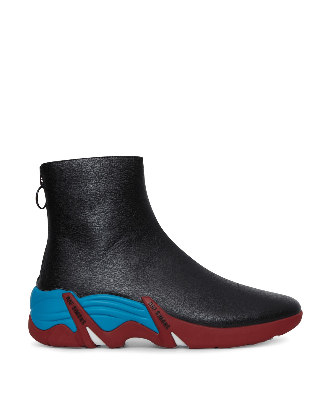 Raf Simons Runner Cylon Boots Black Multi