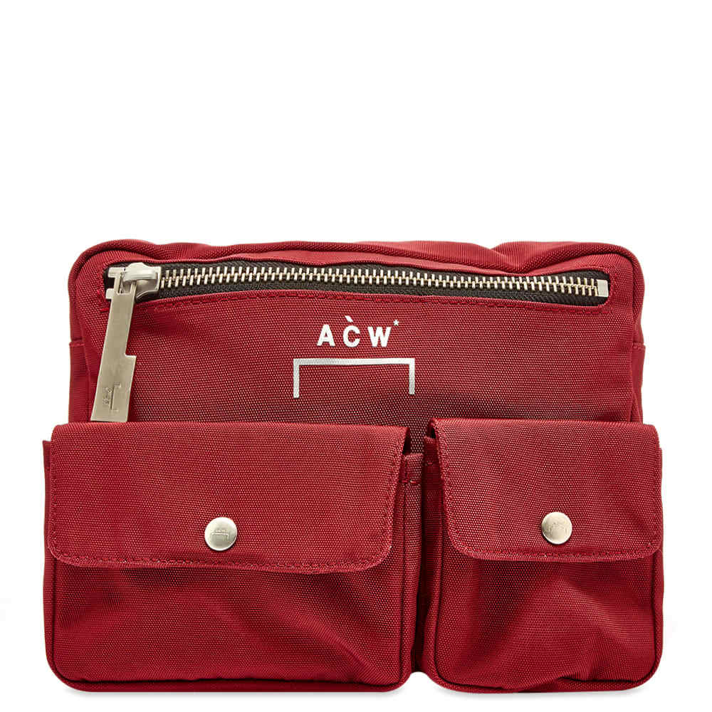 Photo: A-COLD-WALL* Abdomen Bag