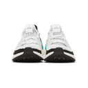adidas Originals White and Black UltraBoost 19 Sneakers