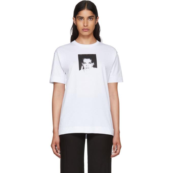 Alyx White Stella Braids Catalogue T-Shirt