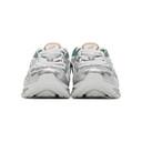 Asics Green and Grey Gel-Kayano 5 360 Future Polarized Sneakers