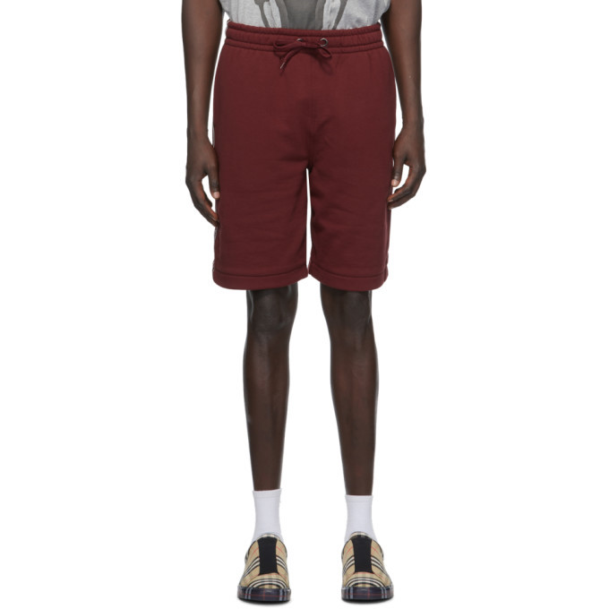 Photo: Burberry Red Eagle Shorts