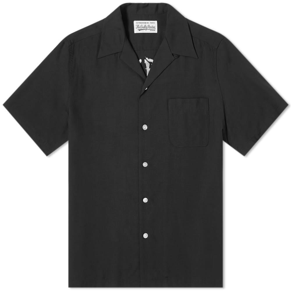Photo: Wacko Maria Short Sleeve 50s Shirt