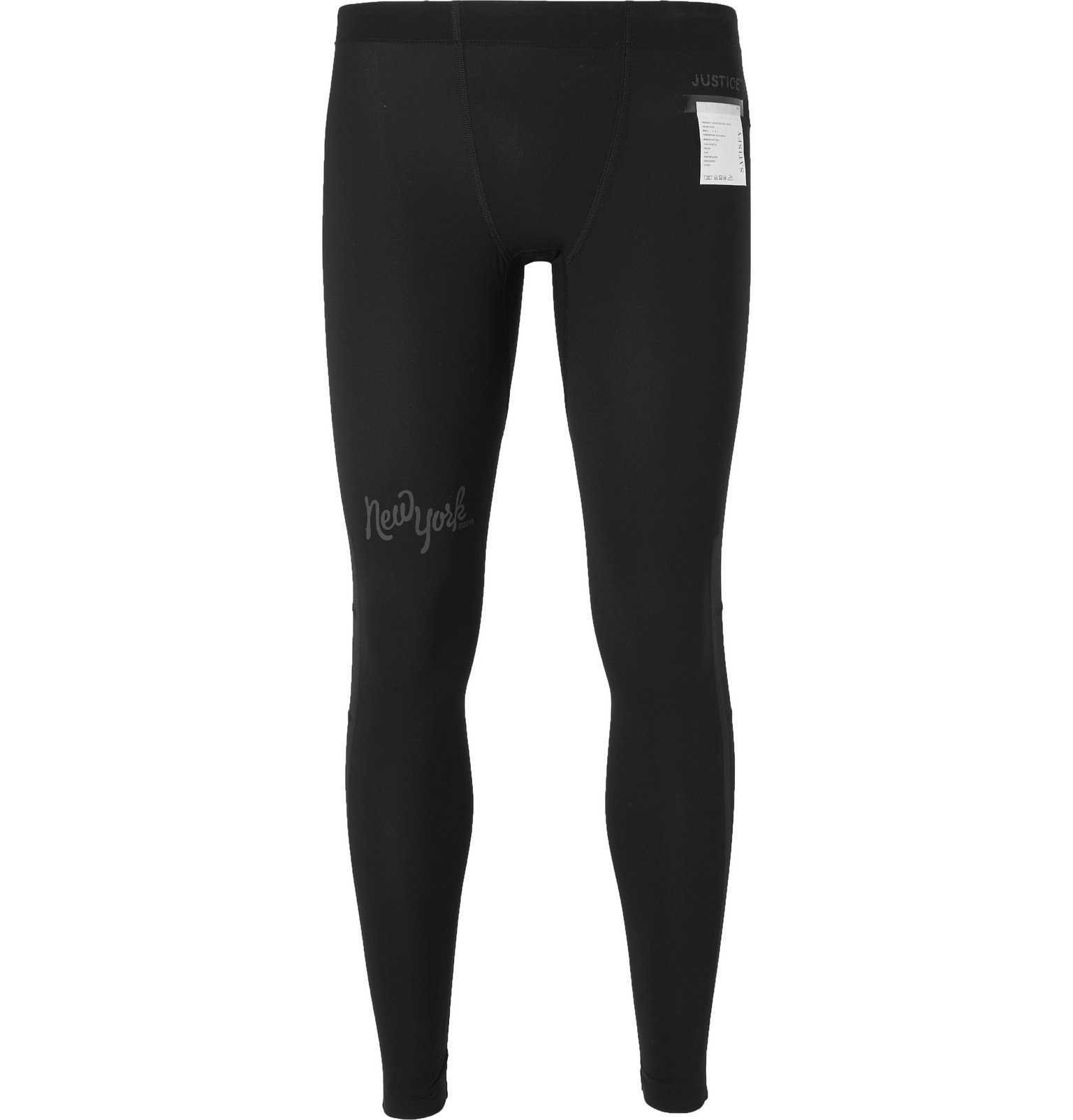 Photo: Satisfy - Run Away Justice Tights - Black