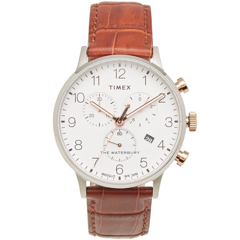 Photo: Timex Waterbury Classic Chronograph Watch