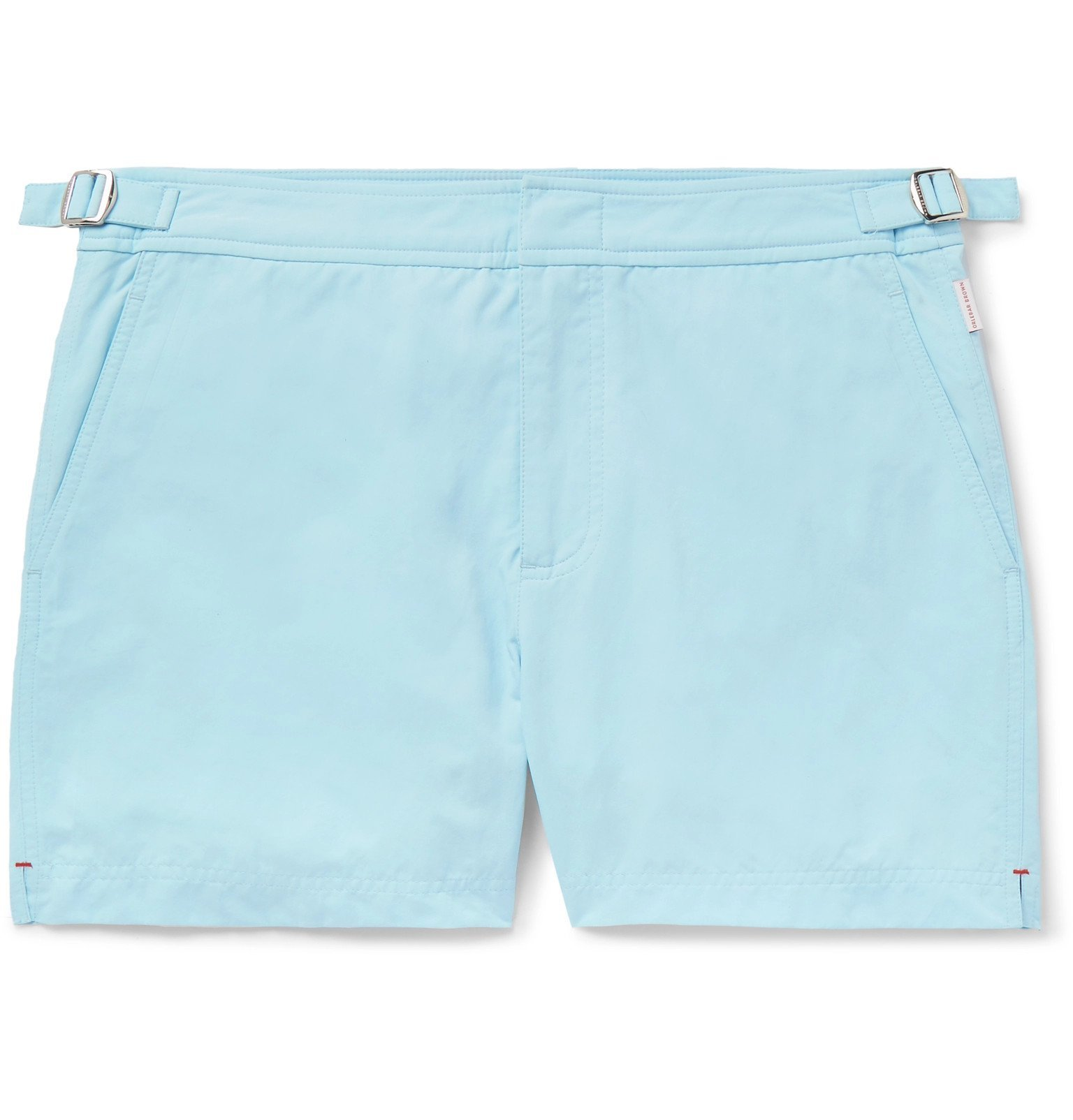 Photo: Orlebar Brown - Skyfall Mid-Length Swim Shorts - Blue