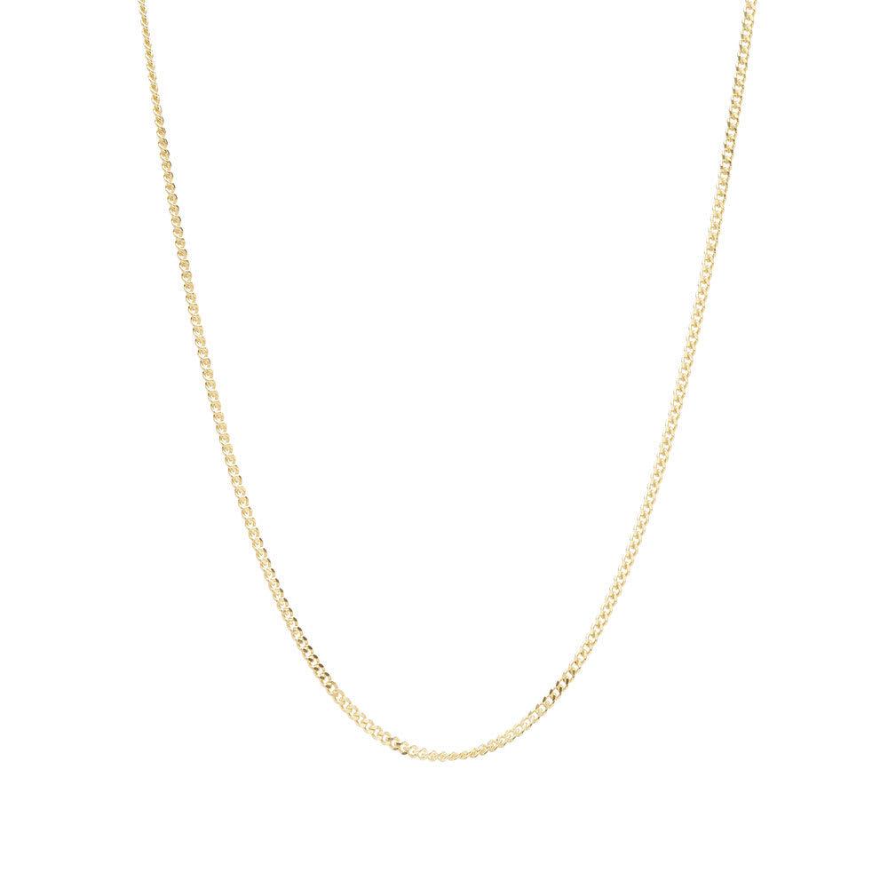 Photo: Miansai 2mm Gold Vermeil Chain Necklace