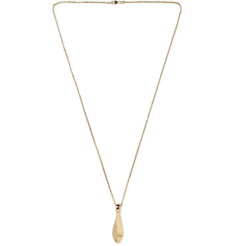 Photo: Luis Morais - Gold Necklace - Gold