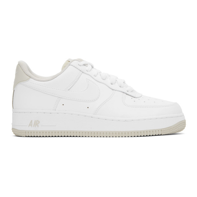 Photo: Nike White Air Force 1 07 2 Sneakers