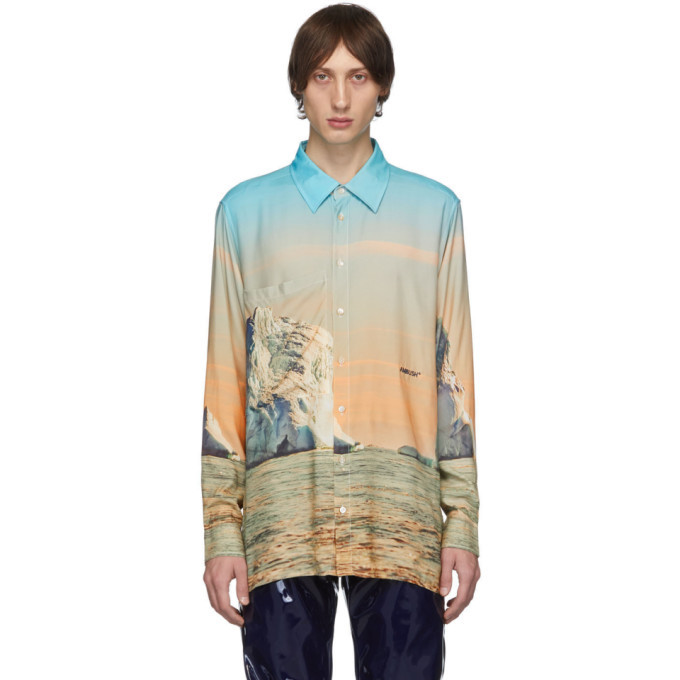 Photo: Ambush Multicolor Iceberg Shirt