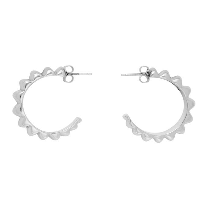 Photo: Isabel Marant Silver Salaam Earrings