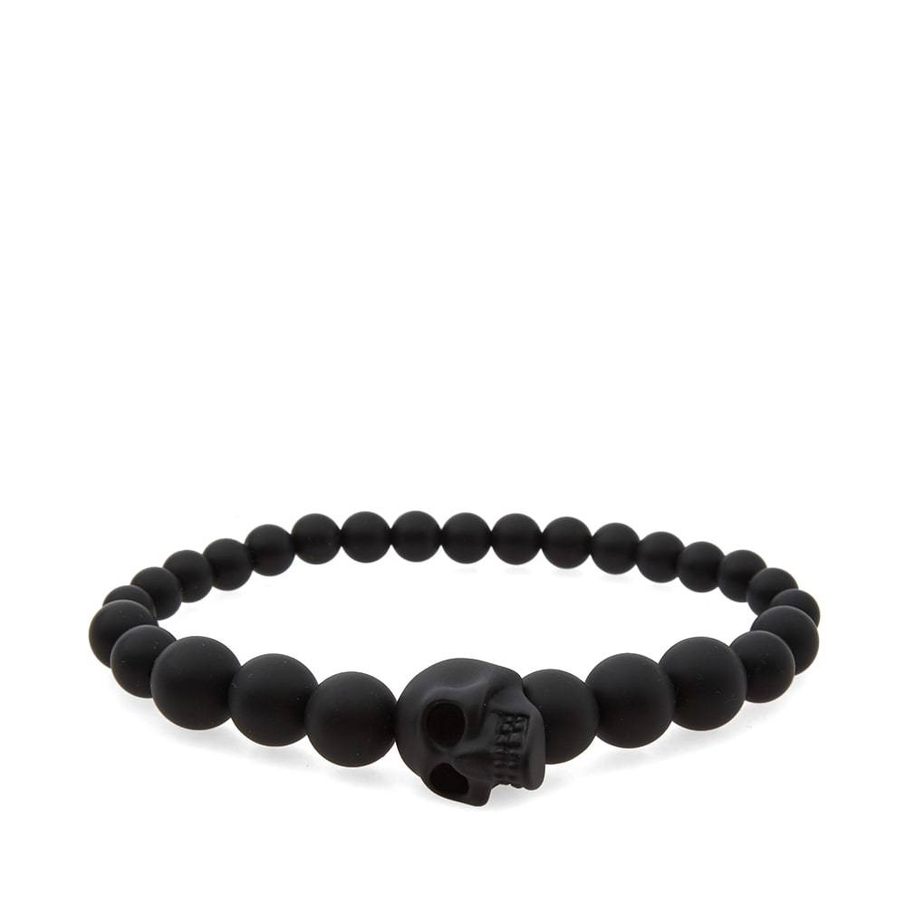 Photo: Alexander McQueen Skull Ball Bracelet