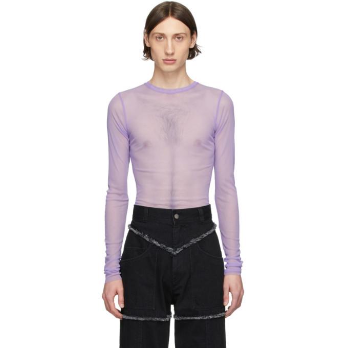 Photo: Ambush Purple Mesh Power T-Shirt