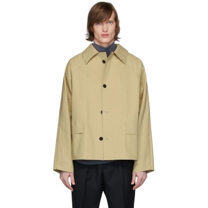 Photo: Kassl Editions Beige Original Trench Jacket