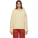 NAPA by Martine Rose Off-White T-Cameron Fleece Hoodie
