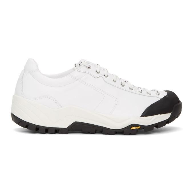 Photo: Diemme White Modiva Sneakers