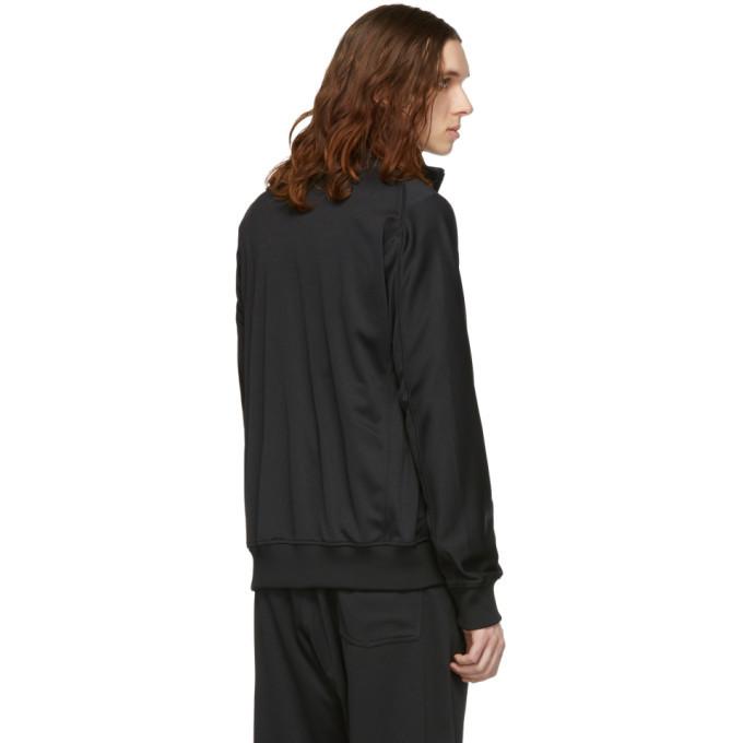 Y-3 Black U Classic Track Jacket