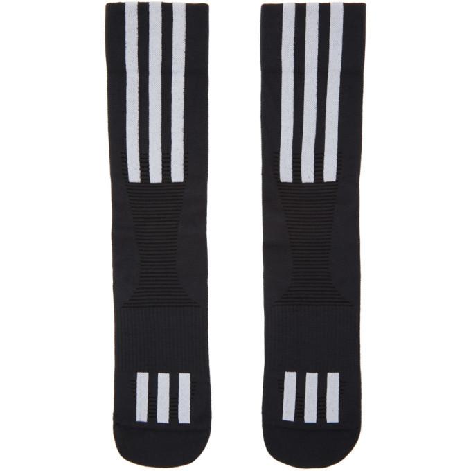 Photo: Y-3 Black and White Tech Socks