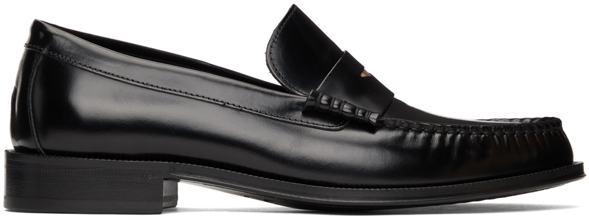 Photo: Paul Smith Black Lucky Loafers