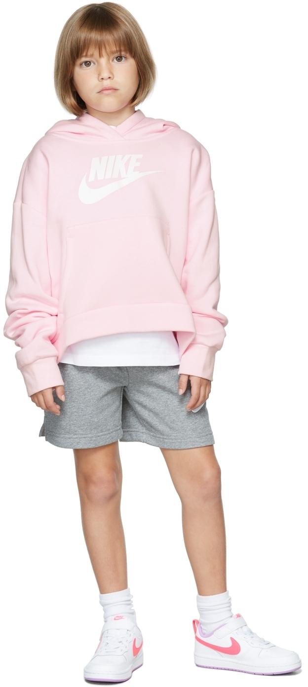 Photo: Nike Kids Sportwear Club Hoodie