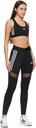 adidas Originals Black Mesh Adicolor 3-Stripe Leggings