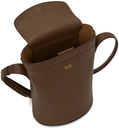 Max Mara Brown Dearb Bucket Bag