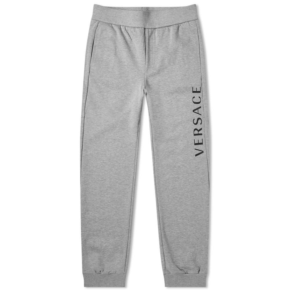 Photo: Versace Printed Logo Sweat Pant