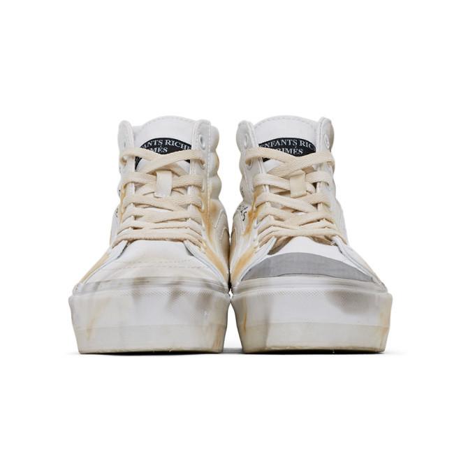 Enfants Riches Deprimes White Vans Edition III Sneakers Enfants ...