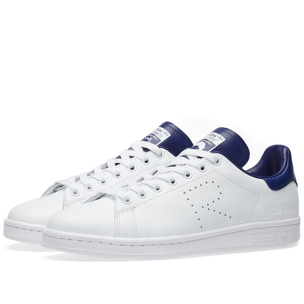 Adidas x Raf Smith Simons Stan Smith Raf Blanco Adidas 2fd0ec