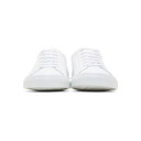 Common Projects White Original Achilles Low Lux Sneakers