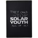 Raf Simons Black Solar Youth Card Holder