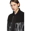 Sacai Black Sun Surf Edition Knit Diamond Head Cardigan