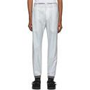 Sacai Grey Nylon Lounge Pants