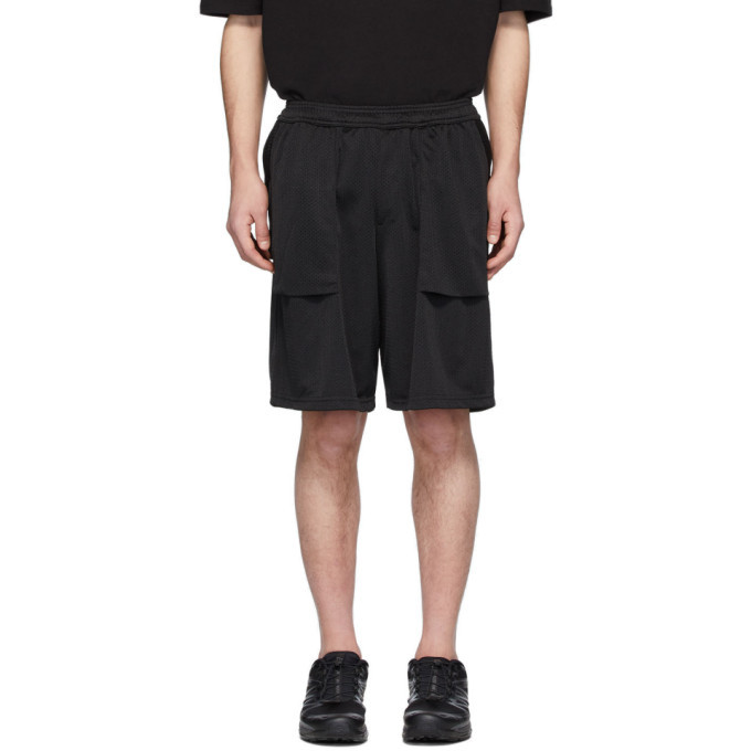 Photo: Goodfight Black Grocery Getter Shorts