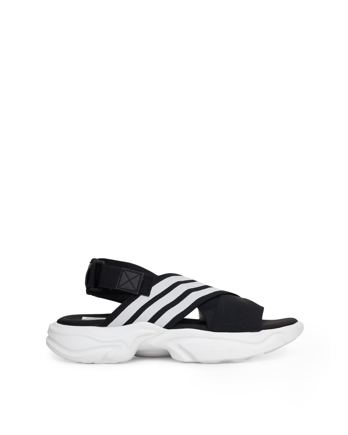 Adidas Originals Magmur Sandals Core Black/Ftwr White