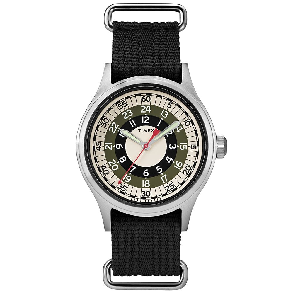 Photo: Timex x Todd Snyder Mod Watch