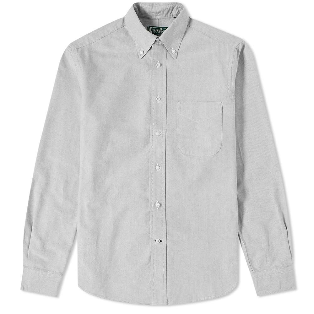 Photo: Gitman Vintage Button Down Oxford Shirt