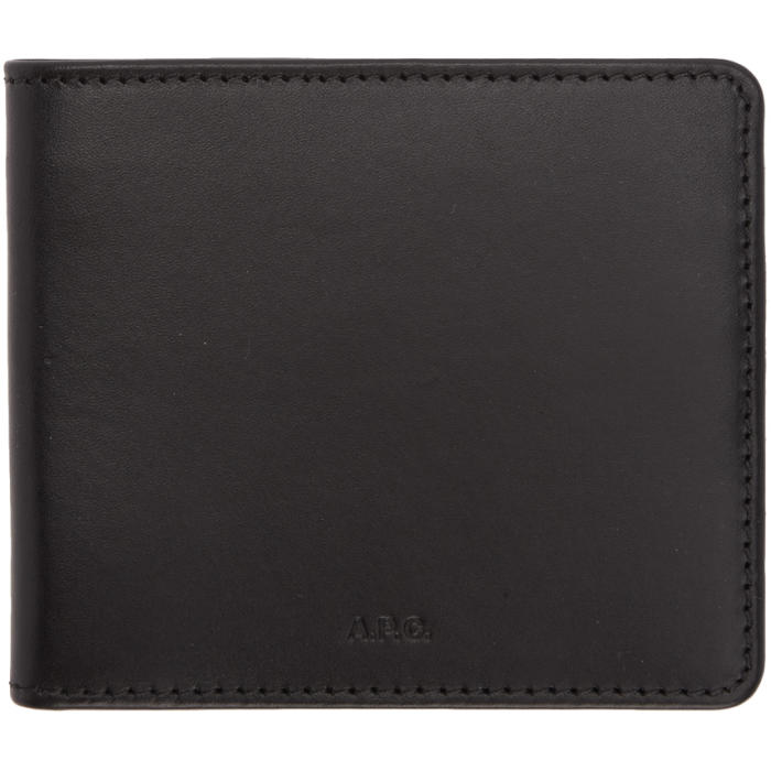 Photo: A.P.C. Black Aly Wallet