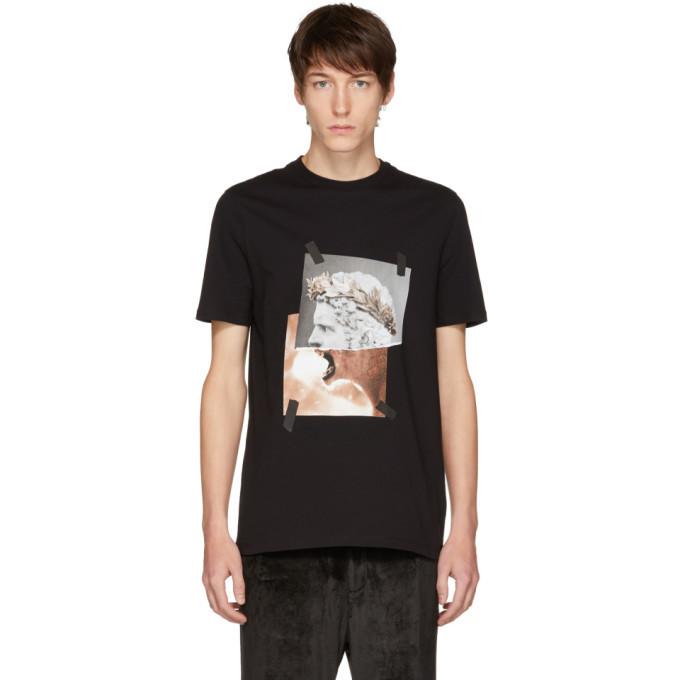 White Brutus Lion T-Shirt Neil Barrett Amazon Cheap Price Hot Sale Cheap Online Cheap Sale Huge Surprise Outlet Browse Sale Low Price Fee Shipping aQnqGh