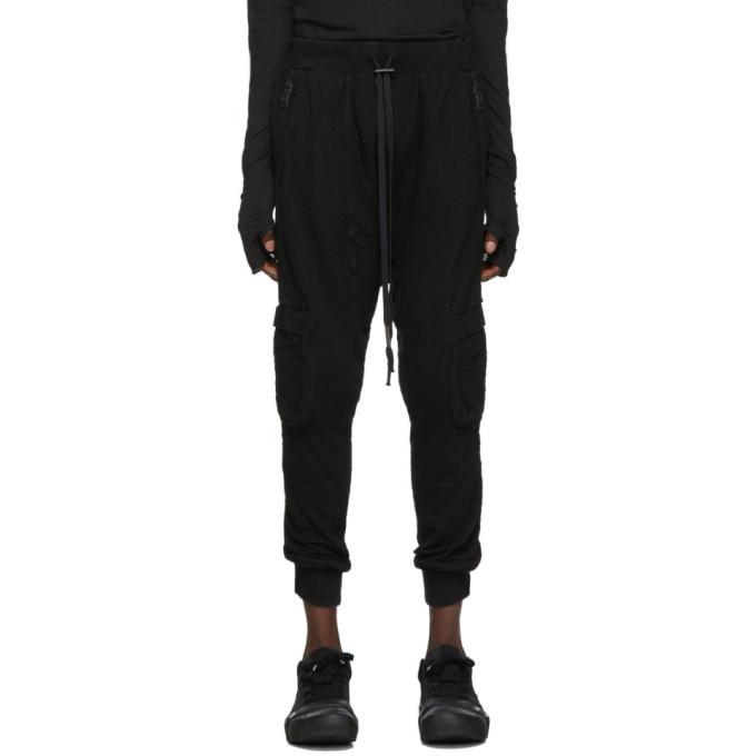 Photo: Boris Bidjan Saberi Black Dyed Lounge Pants