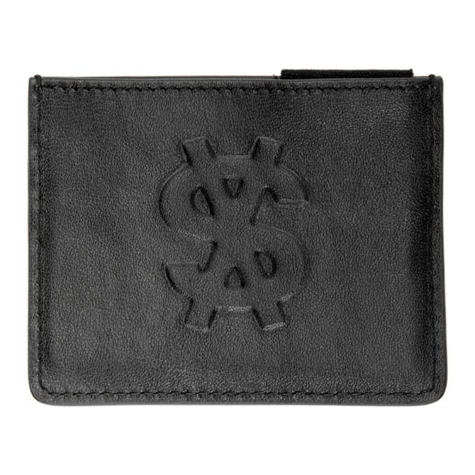 Ksubi Black Kredit CC Card Holder