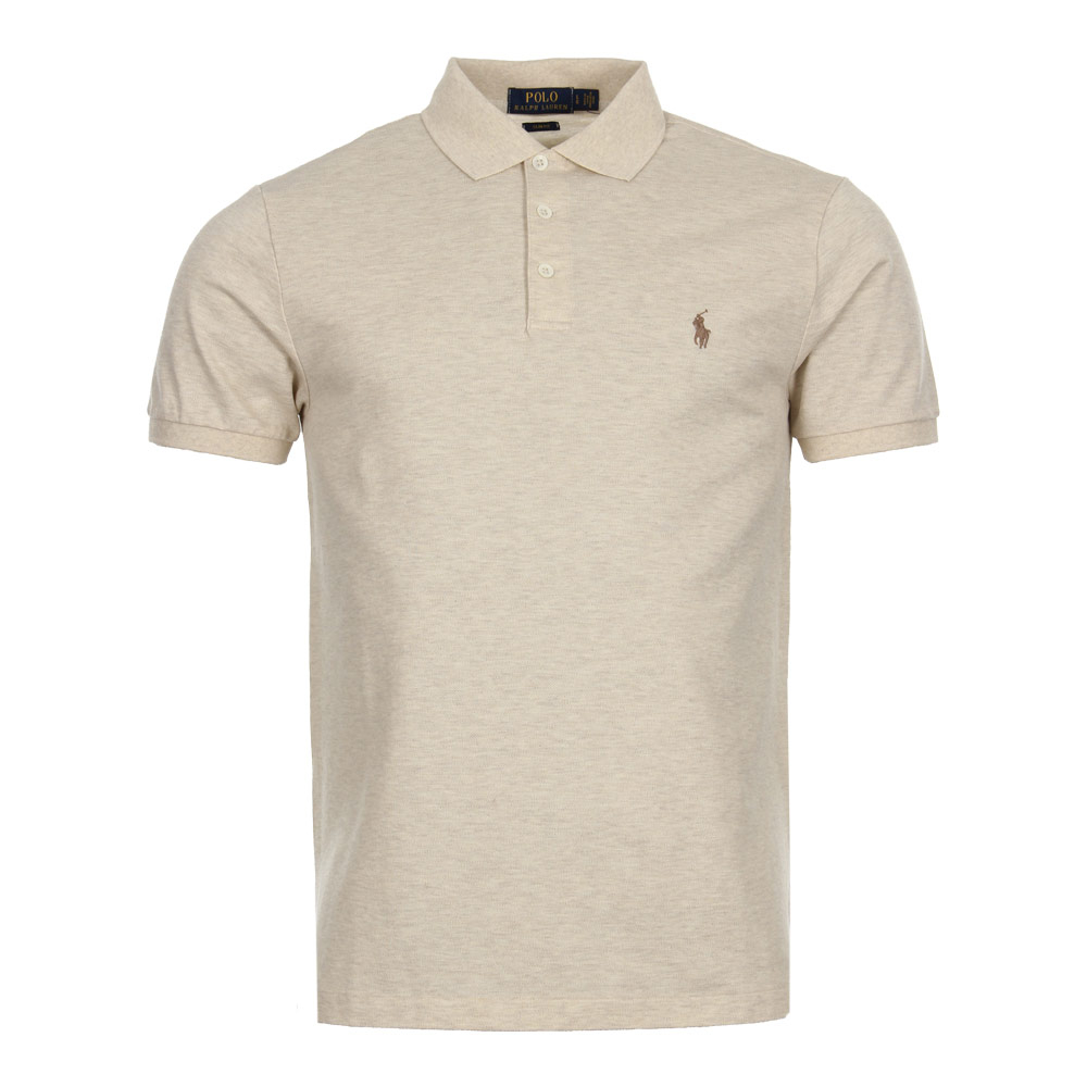 Photo: Polo Shirt - Beige