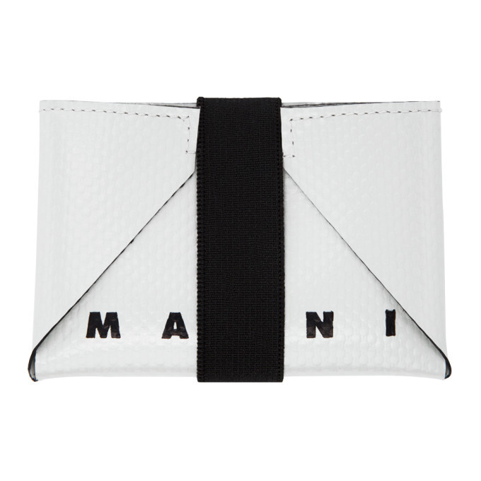 Photo: Marni Green and Off-White Twin Card Holder