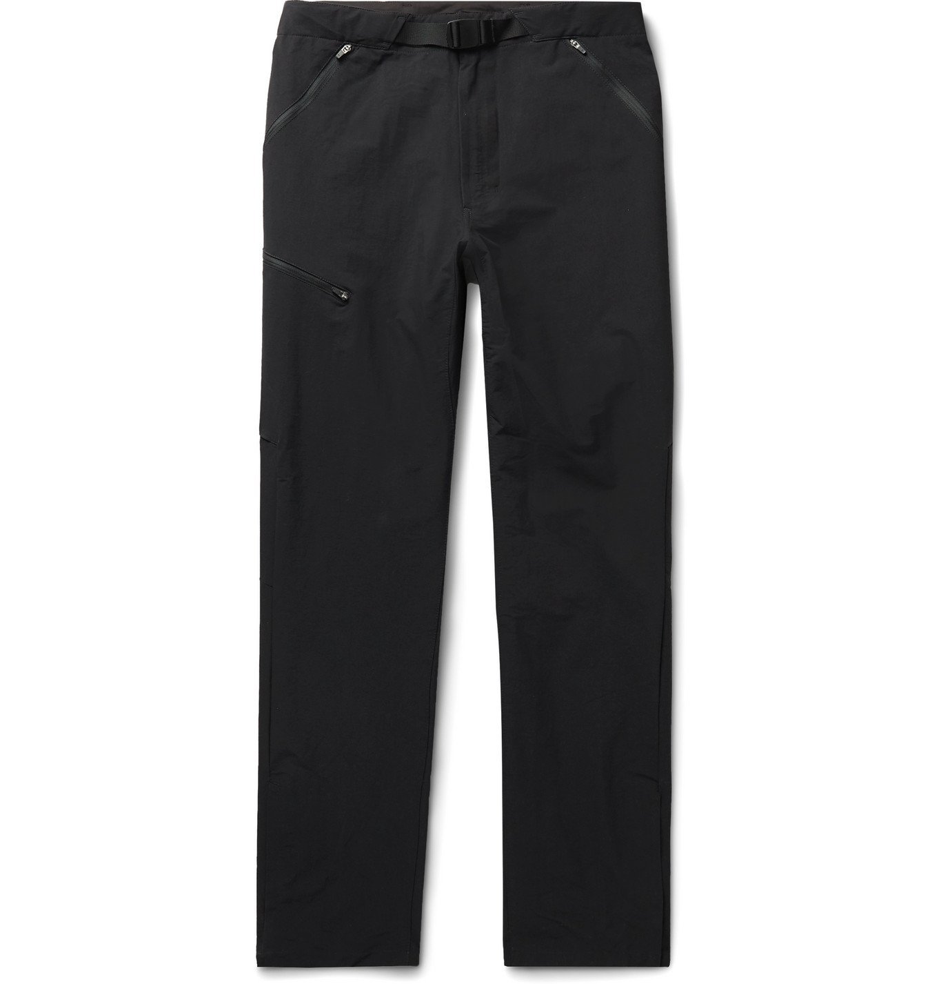 Photo: Patagonia - Causey Pike Stretch-Shell Hiking Trousers - Black