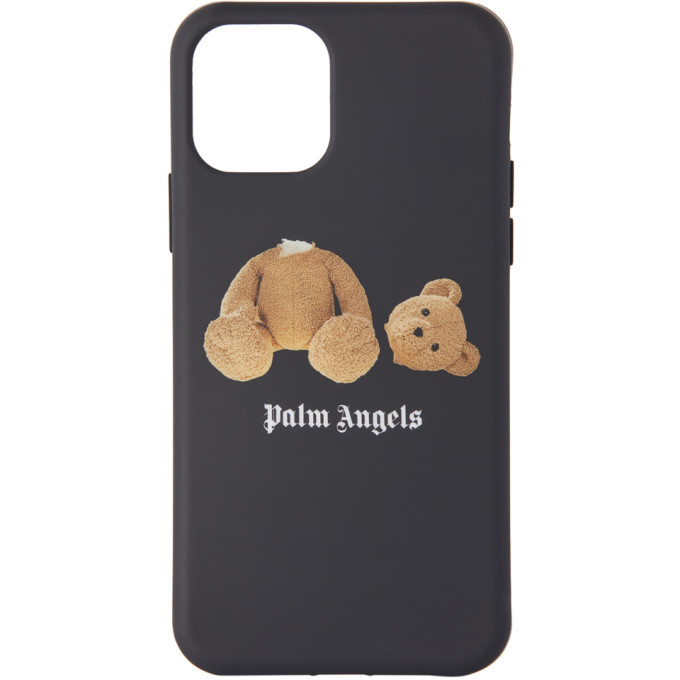 Photo: Palm Angels Black Bear iPhone 11 Pro Case