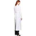 3.1 Phillip Lim White Long Shirt