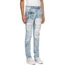 Ksubi Blue Chitch Khaos Jeans