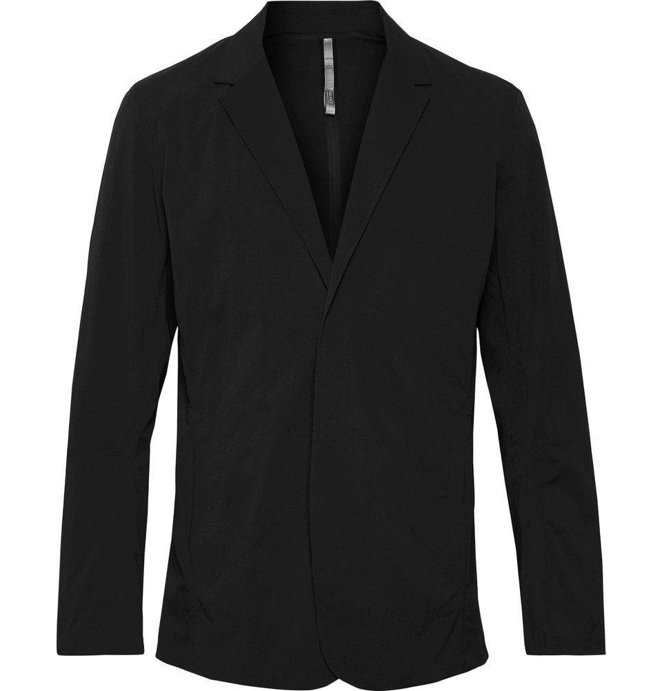 Arc'teryx Veilance - Black LT Slim-Fit Water-Resistant Stretch-Nylon Blazer - Men - Black