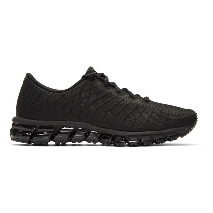 Photo: Asics Black Gel-Quantum 180 4 Sneakers