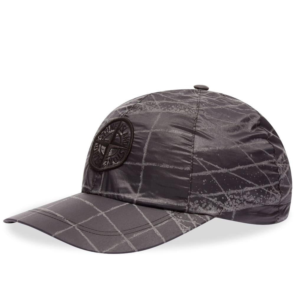 Photo: Stone Island Reflective Grid Cap